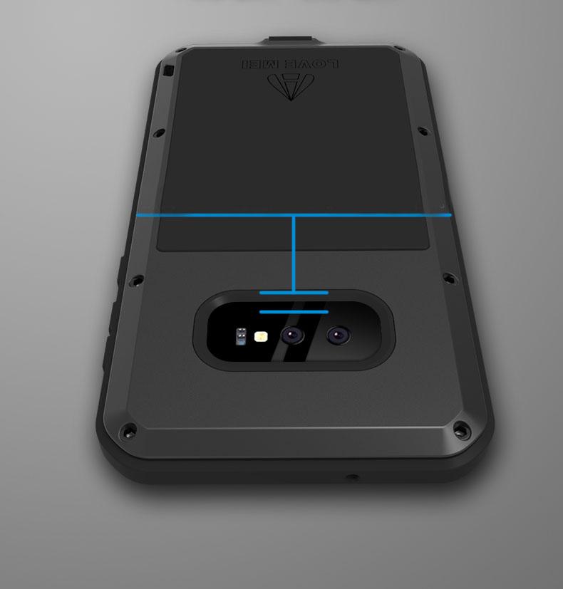 Samsung GALAXY S10 E case