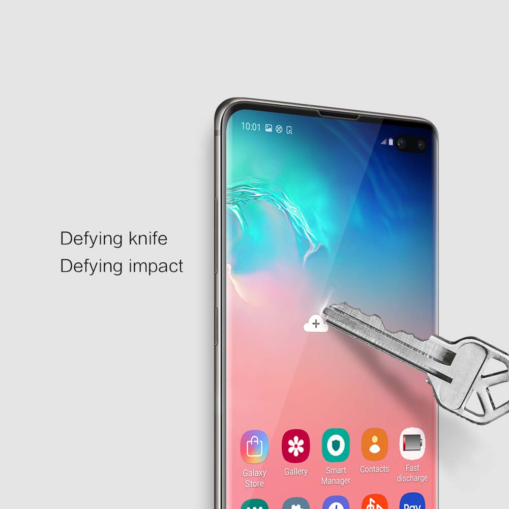 Samsung Galaxy S10+ screen protector