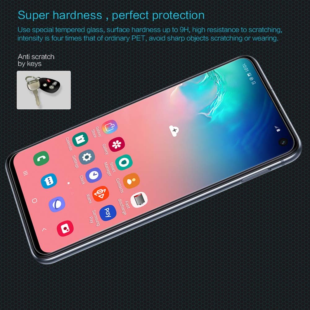 Samsung Galaxy S10e screen protector