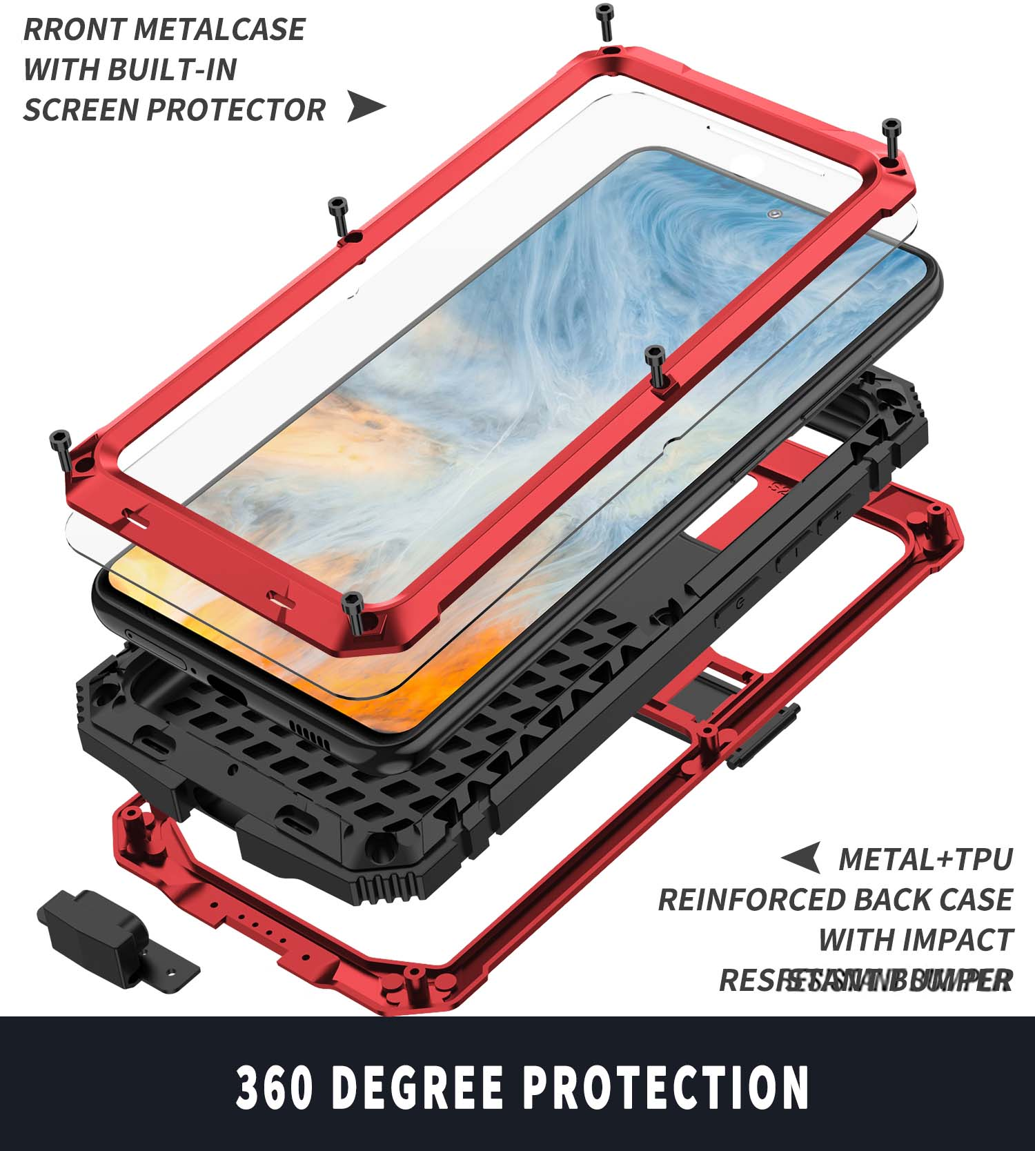 Samsung GALAXY S21 Fe case