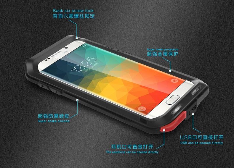 S6 Edge+ case