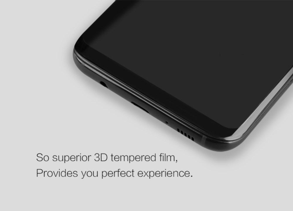Samsung Galaxy S8 screen protector