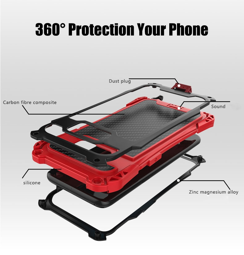 Samsung S8/S8 Plus case