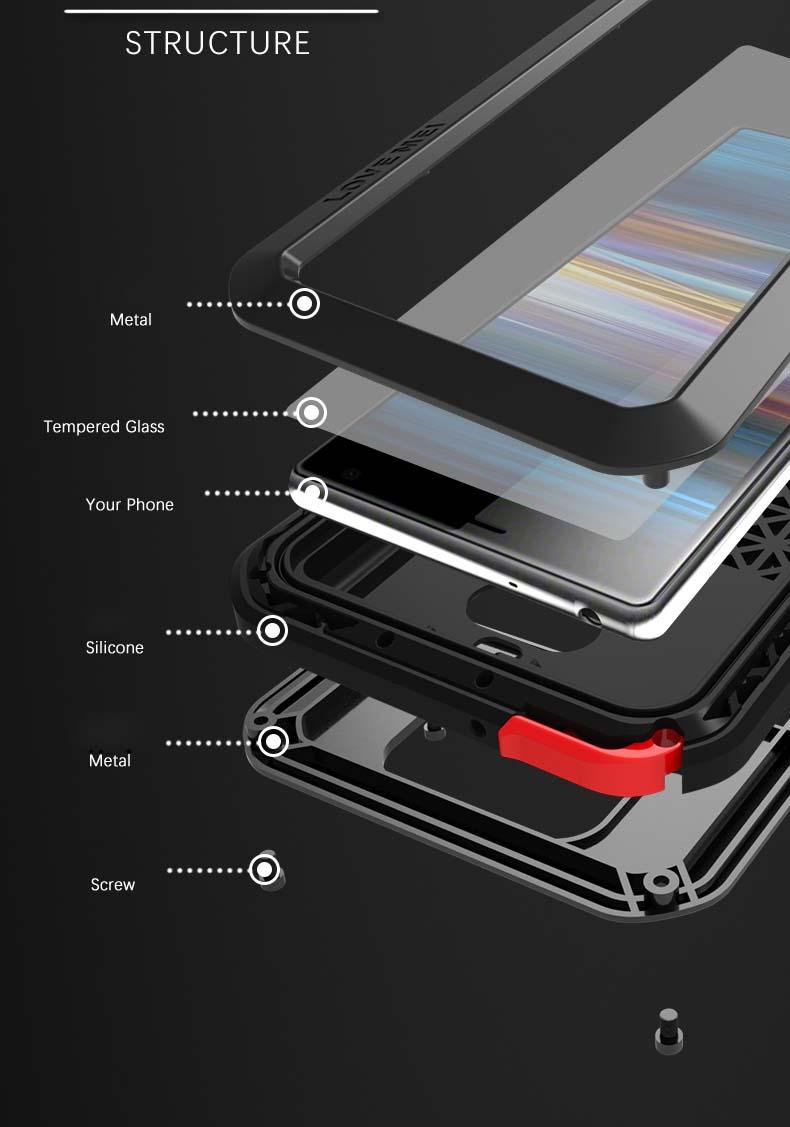 Sony Xperia 10 case