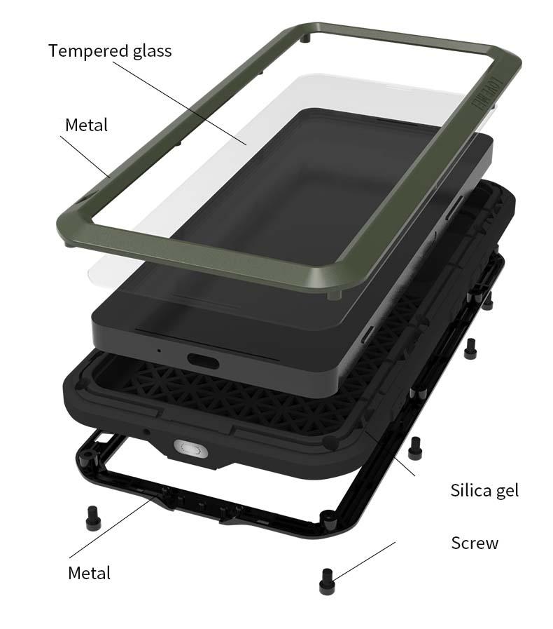Sony Xperia-1-II case
