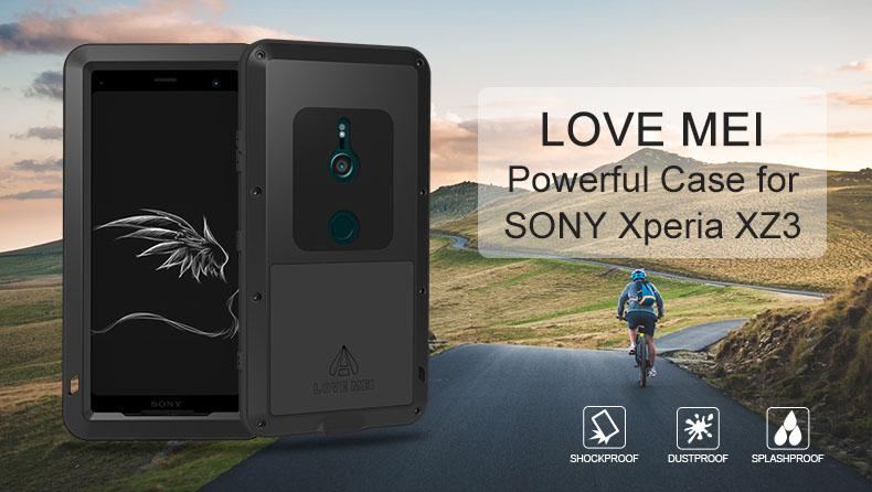 Sony Xperia XZ3 case