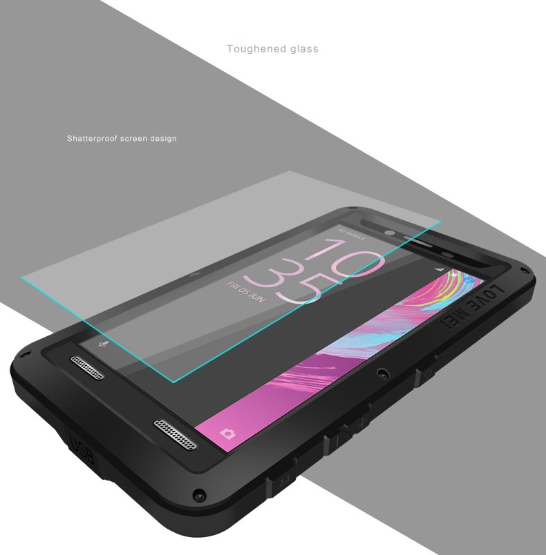 Xperia X Performance case