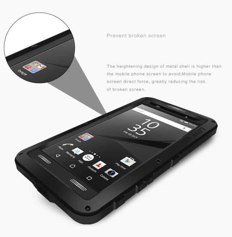 Xperia Z5 Premium case