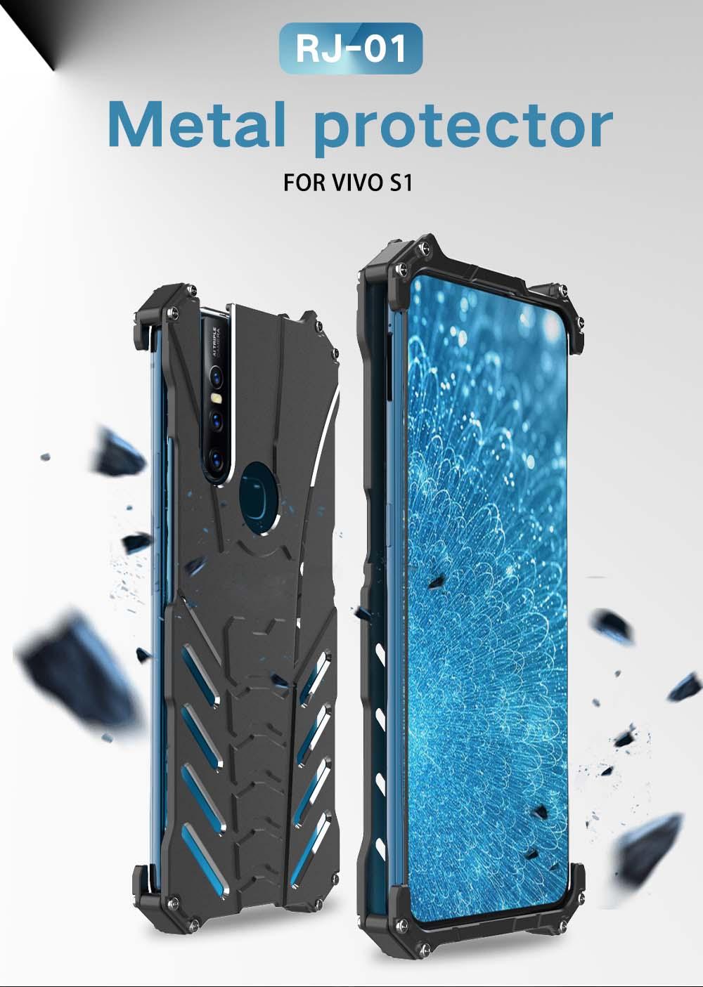 VIVO S1 Pro case