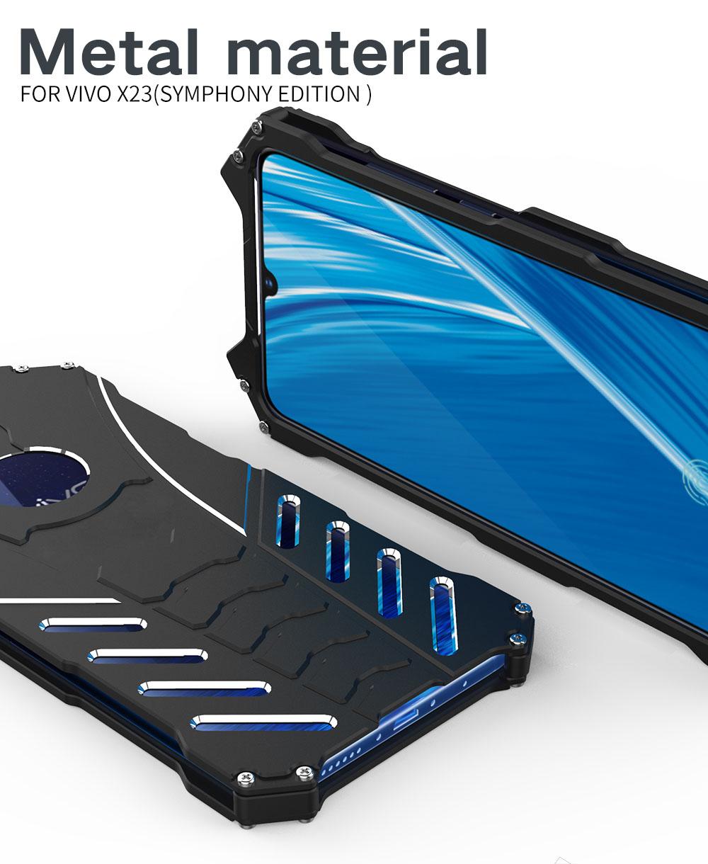 ViVO X23 Symphony Edition case