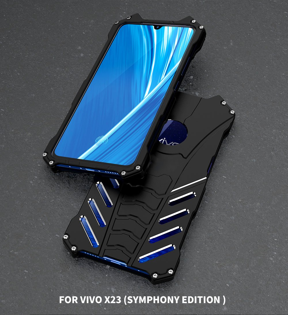 ViVO X23 Symphony Edition case