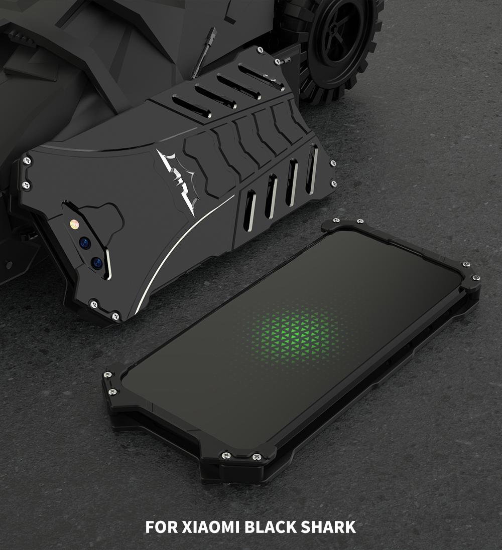 Xiaomi Black Shark case