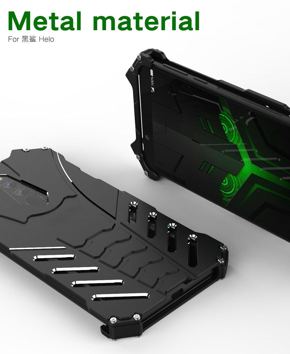 Xiaomi Black Shark 2 case