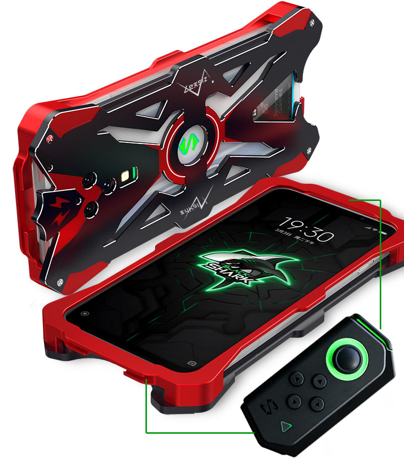Xiaomi Black Shark 3 case