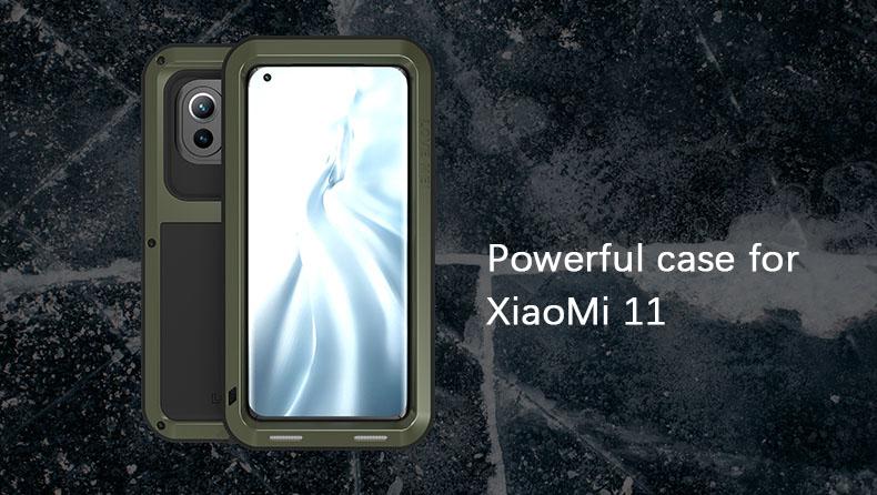 XIAOMI Mi 11 case