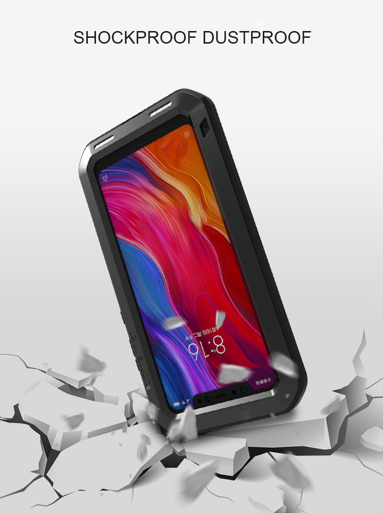 Xiaomi Mi8 case
