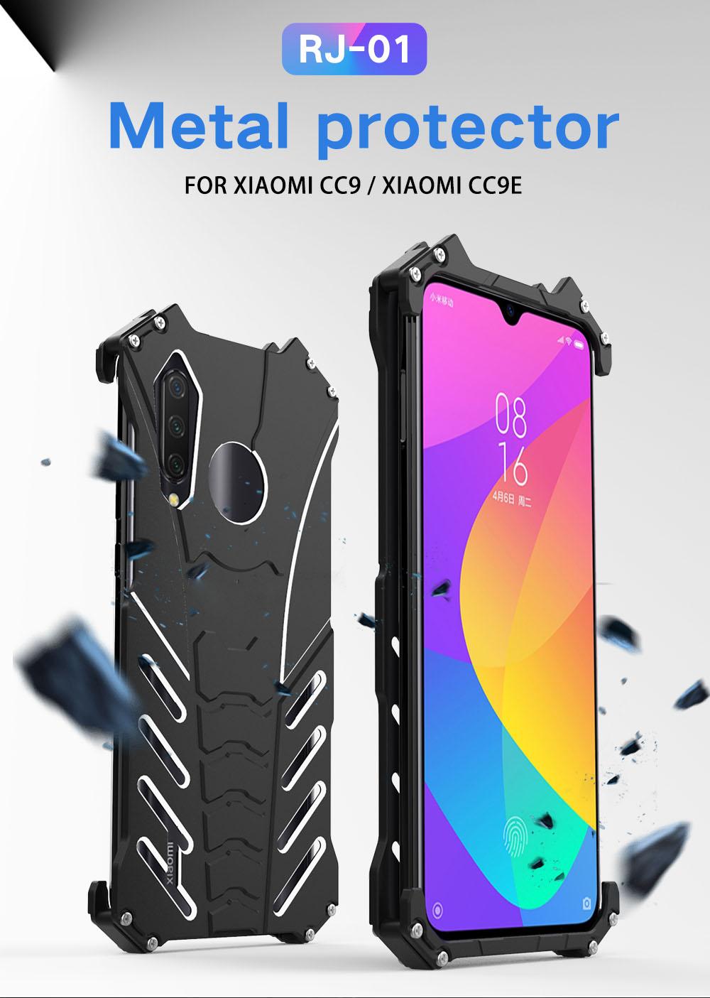 Xiaomi Mi CC9e case