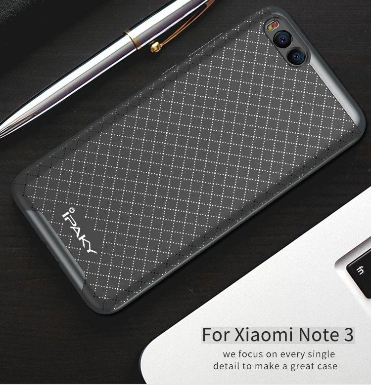 Xiaomi Note 3 case