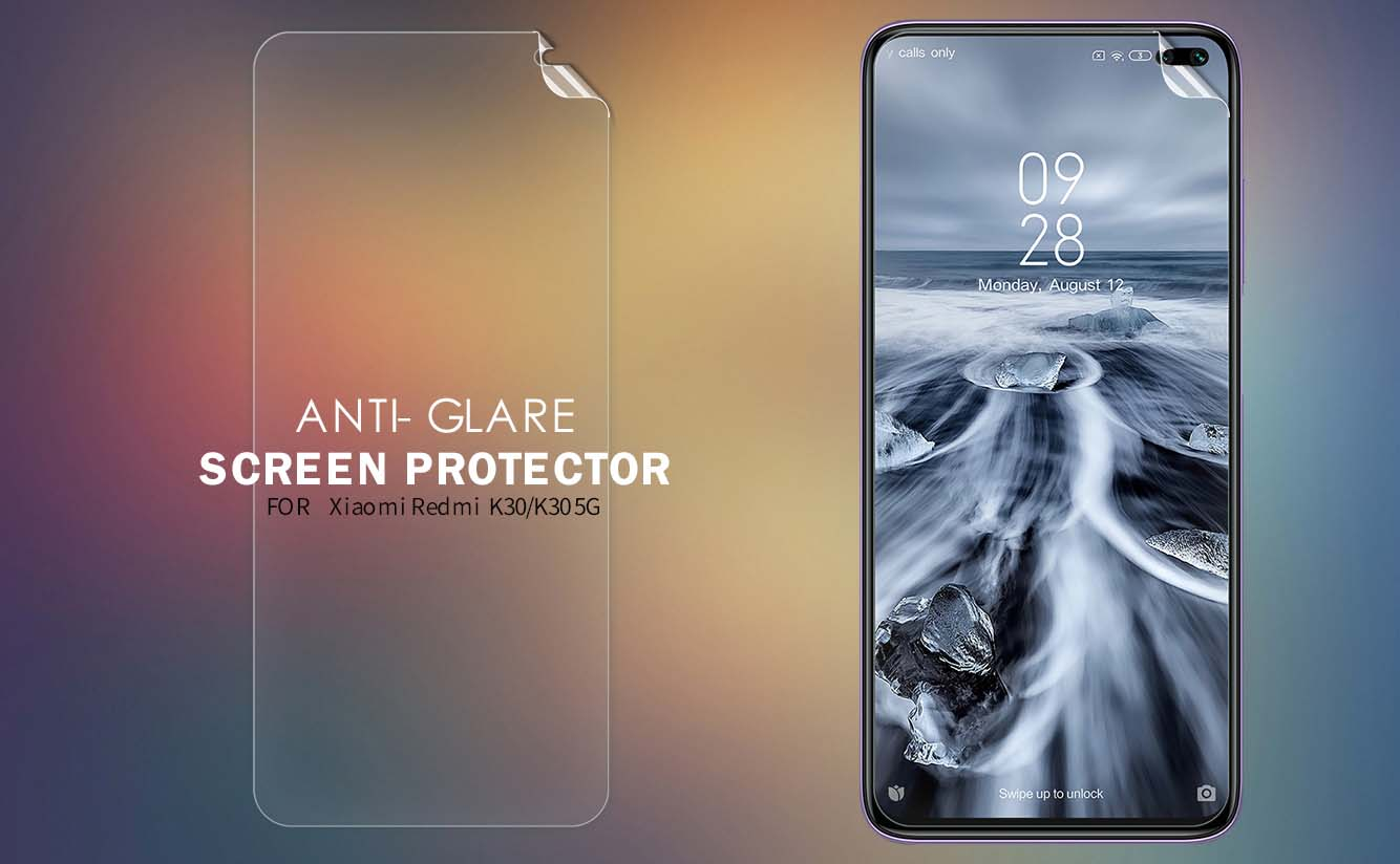 Xiaomi Redmi K30 screen protector