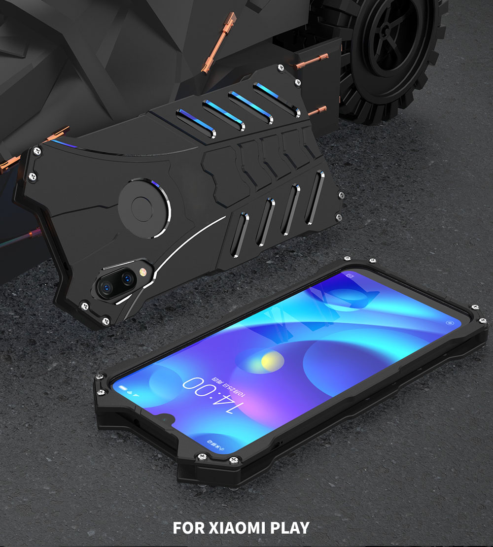 Xiaomi Mi Play case